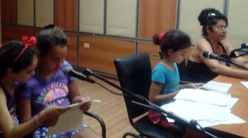 Proponen al programa La Edad de Oro de #Radio Jaruco para el premio Los Zapaticos de Rosa.