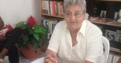 Carmen Páez Llerena. Foto Marlene Caboverde