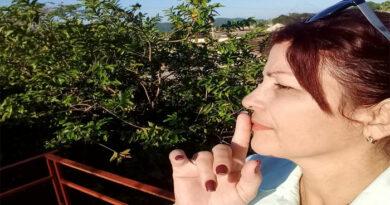 ¡Silencio, que va a hablar Fidel!. Foto Marlene Caboverde