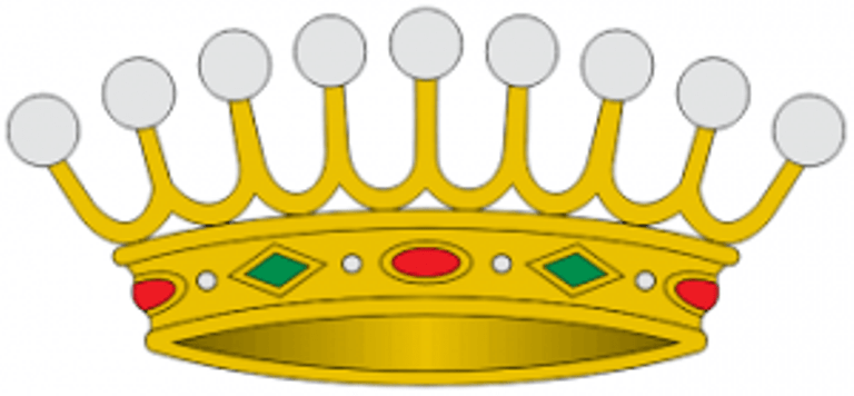 Corona del Condado de Bainoa