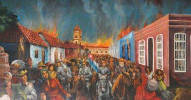 Incendio de Bayamo