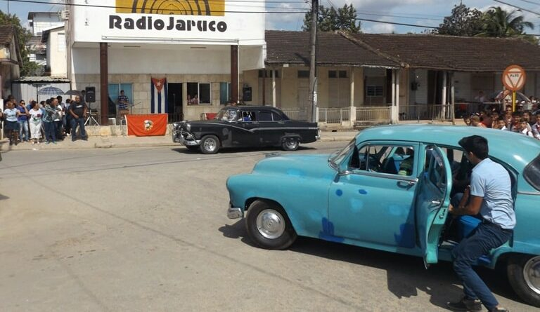 Radio Jaruco sede del Acto Provincial por el Aniversario 63 del Asalto al Palacio Presidencial y Toma de Radio Reloj