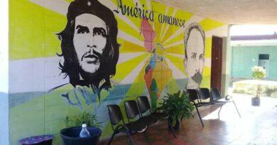 Escuela Primaria de Jaruco America Latina . Foto Yordan Díaz