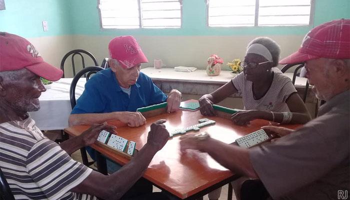 Iniciativas en Jaruco para mejorar calidad de vida de los ancianos