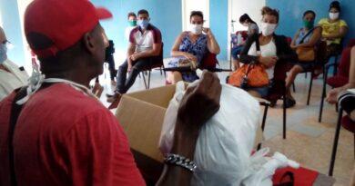 Trabajadores Sociales de Jaruco continúan protegiendo a las personas vulnerables