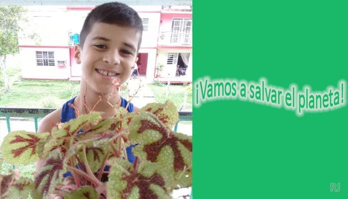 Activarán  estudiantes de Jaruco movimiento a favor del medio ambiente.