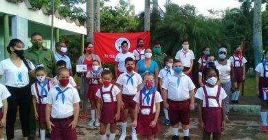 Recibió escuela de #Jaruco, Premio del Barrio de los CDR (+Video)