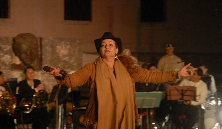 Anita Pedraza. Foto Carlos Canovas