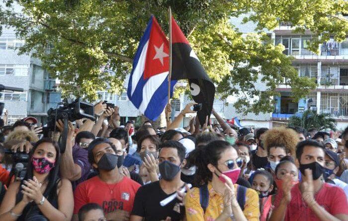 Cuba es sagrada.Foto: Ariel Cecilio Lemus