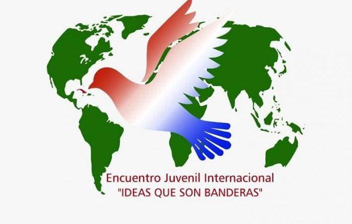 Encuentro Juvenil Internacional online Ideas que son Banderas