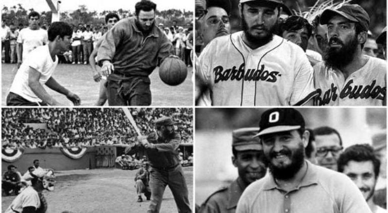 Fidel y el deporte cubano.