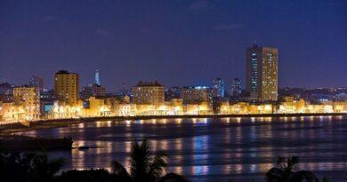 La Habana de noche