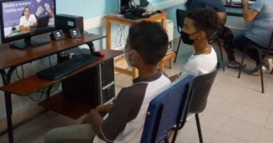 Joven Club de Computación y Electrónica de #Jaruco. Foto tomada del Joven Clud