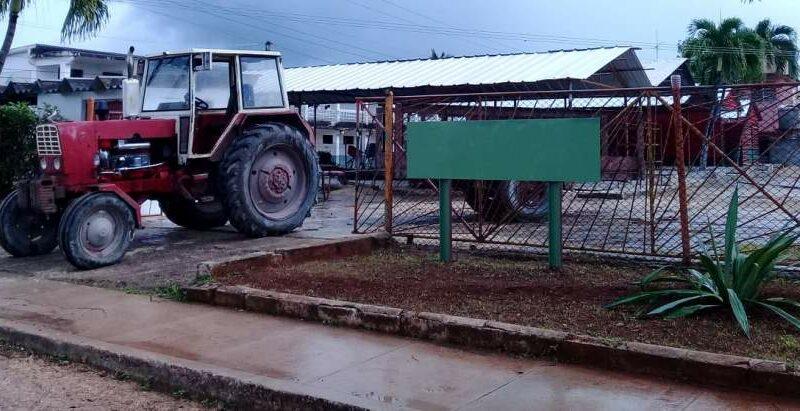 Plaza Comercial: El Agricultor. Foto Yordan Díaz