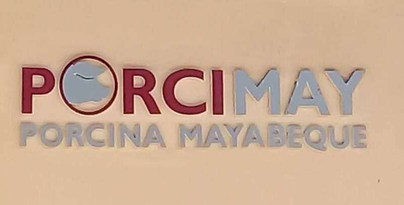 Empresa Porcino Mayabeque a categoría de excelencia. Foto Yordan Díaz