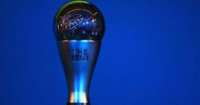 Premio The Best de la FIFA