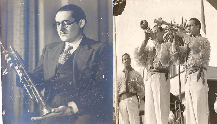 Ernesto Vázquez Vizoso, creador de la Conga de Jaruco