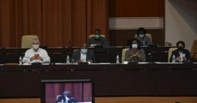 Sexto periodo ordinario de la IX legislatura de la Asamblea Nacional del Poder Popular Foto: Parlamento Cubano