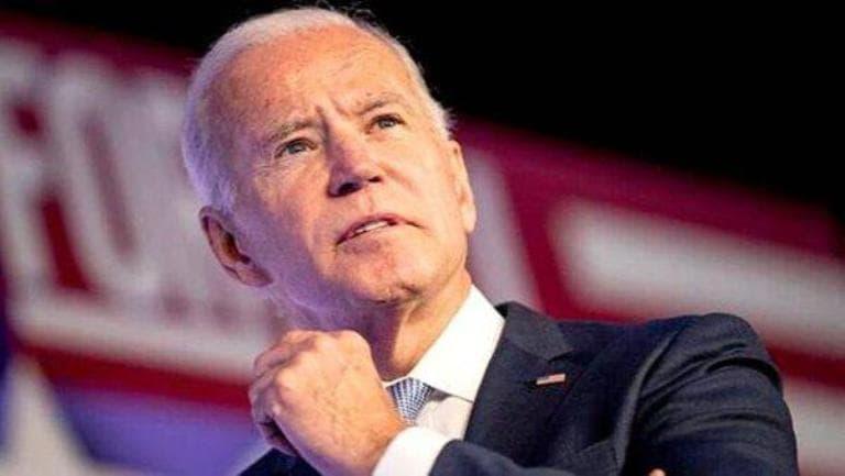 El presidente electo de Estados Unidos Joe Biden. Foto: EFE