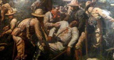 Caída en combate de Antonio Maceo y su ayudante Francisco Gómez Toro