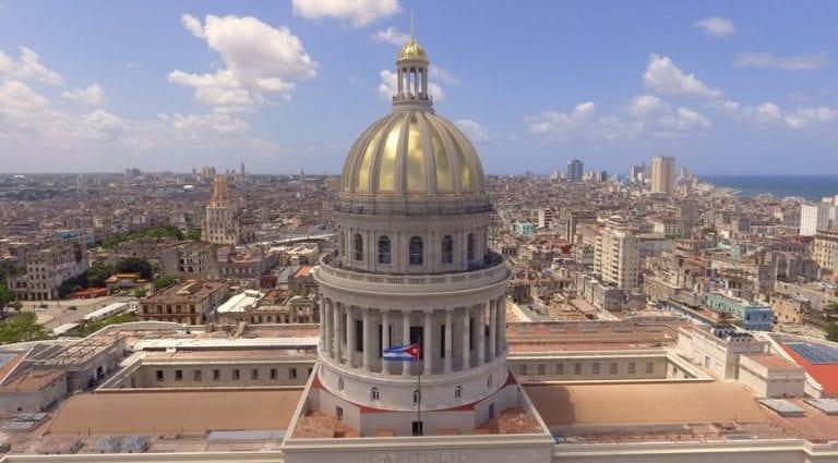 Vista aérea de La Habana. Foto: Naturaleza Secreta de Cuba.