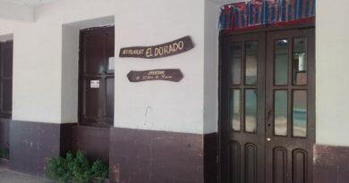 Restaurante El Dorado de Jaruco. Foto Yordan Díaz
