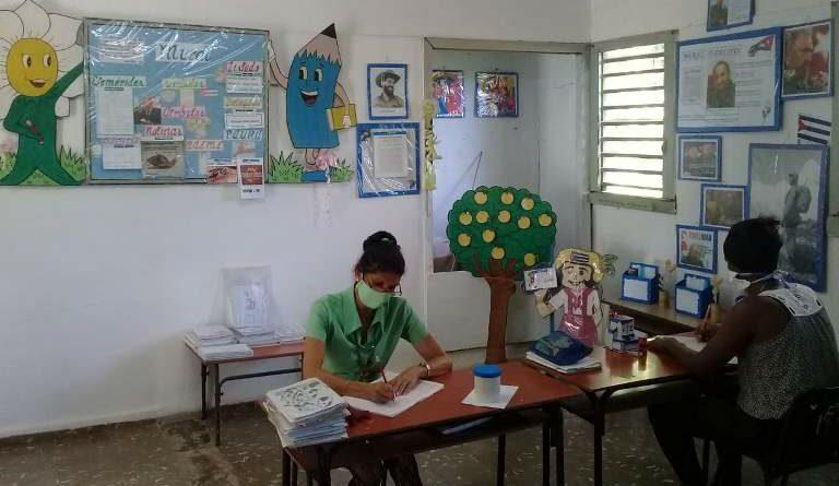 Escuela especial Camilo Cienfuegos de Jaruco