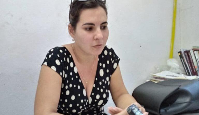 Greter Hernández Rodríguez, Presidenta de AHS en Mayabeque