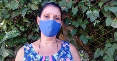 Nancy Bello directora de la escuela municipal del Partido en Jaruco . Foto Anelis Díaz