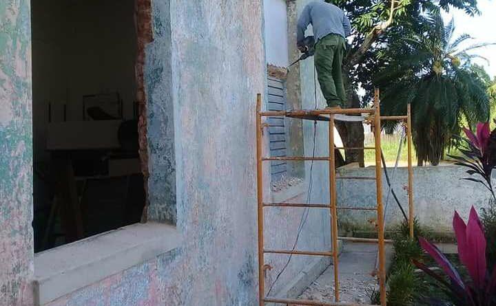 Garantiza Dirección de Trabajo y Seguridad Social de Jaruco empleo a los pobladores. Foto Marlene Caboverde