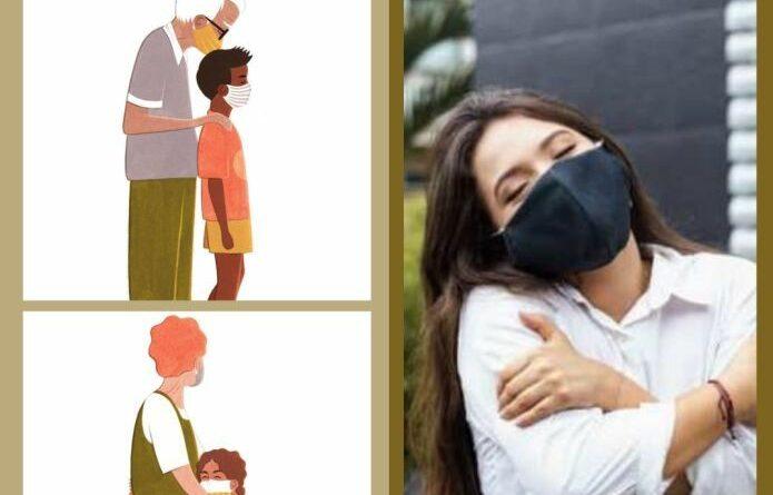 Abrazos en tiempo de pandemia