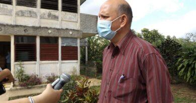 Doctor Luis Wong Corrales, director de Salud Pública en Mayabeque. Foto Anelis Díaz
