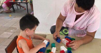 Yipsi Hernández Díaz es una educadora del círculo infantil Los Pioneritos del poblado de Caraballo. Foto Yainely Guerra