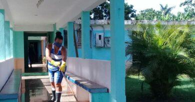 Escuela Especial Camilo Cienfuegos. Foto Yordan Díaz