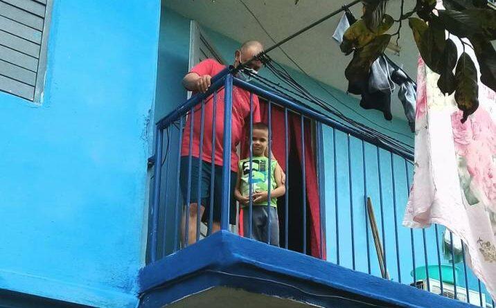 A Luisney, uno de los tres infantes de #Jaruco, que está entre los más de 50 de Mayabeque, y los 1 994 de #Cuba. Foto Marlene Caboverde