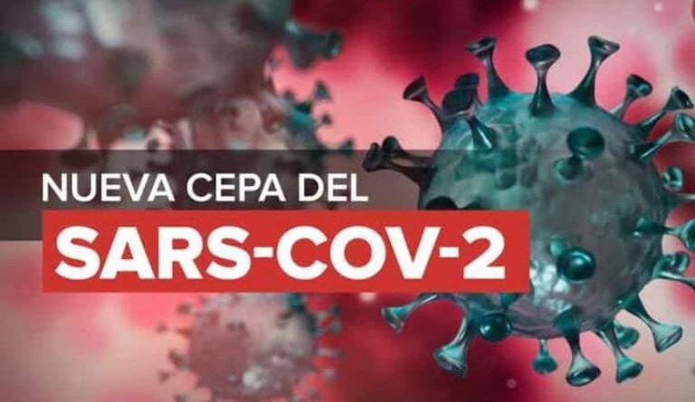 Nueva Cepa de Covid-19. Foto Prensa Latina