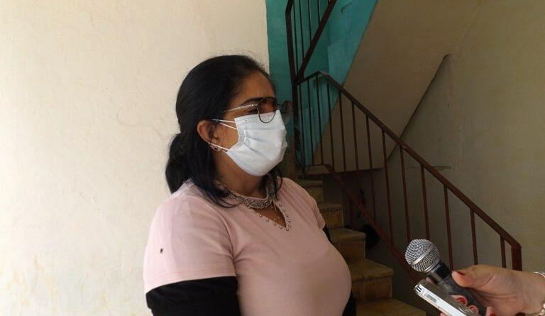 Doctora Orieta Cutiño, directora de Inspecciones del Ministerio de Salud Pública. Foto Anelis Díaz