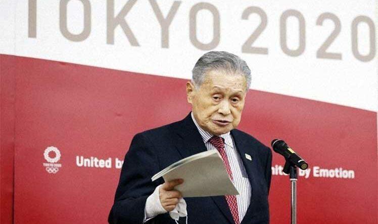Renuncia presidente del comité organizador de Tokio-2020