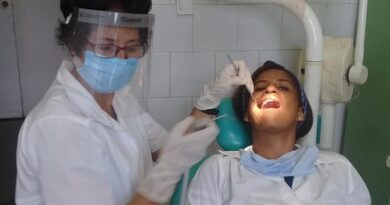 Clínica estomatológica de Jaruco. Foto Marlene Caboverde