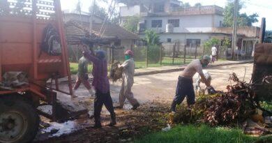 Servicios Comunales en Jaruco. Foto Yordan Diaz