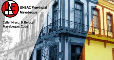 Festeja #Mayabeque aniversario 60 de la UNEAC (Audio)