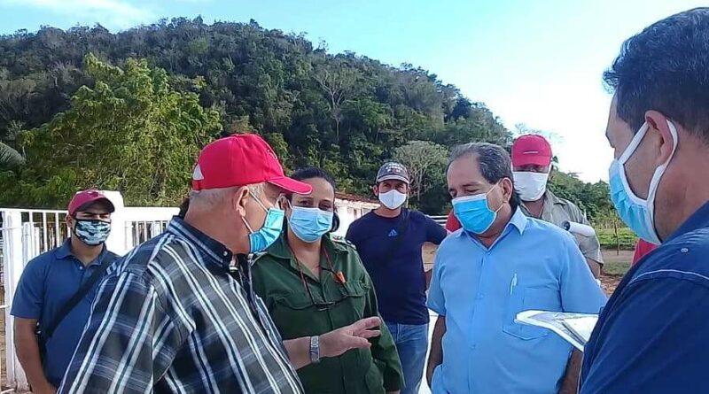 Evaluaron resultados de la zafra azucarera y ganadería en Mayabeque. Foto: Archivo.