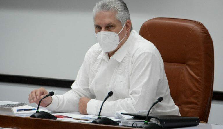 El Consejo de Ministros analizó la implementación de la Tarea Ordenamiento y el desempeño de la economía cubana en el mes de enero. Foto: Estudios Revolución.