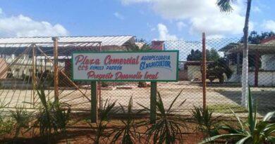 Plaza el Agricultor, Jaruco. Foto Marlene Caboverde