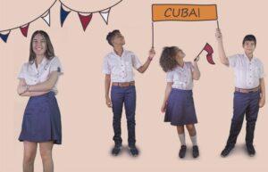 Diseño del uniforme Media Superior Foto Empresa Confecciones Tropicales