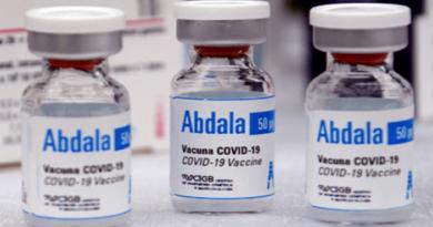 Vacuna Abdala. Foto: Tomada de internet.