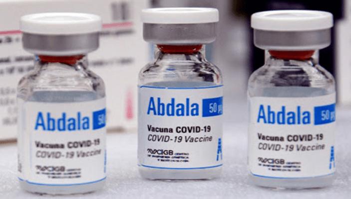 Candidato vacunal Abdala