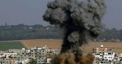 Aumenta Israel ataques a distancia contra la franja de Gaza. Foto tomada de Prensa Latina