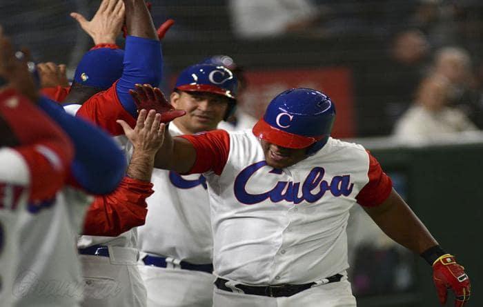 Cuba está lista para lucha por el boleto olímpico en Florida. Foto: Ricardo López Hevia