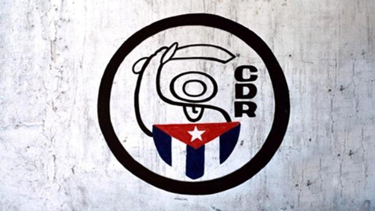 CDR en Cuba